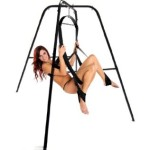 ultimate spinning sex swing