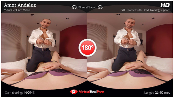 virtual real porn video